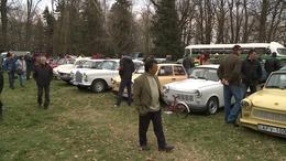 Veterán autók lepték el a Cseri parkot