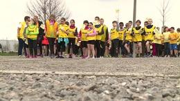 Nárcisz-futással hívták fel a figyelmet a gyógyíthatatlan betegekre