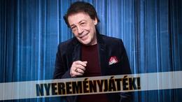 Nyerjen belépőt Fenyő Miklós kaposvári koncertjére!