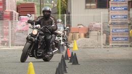 Motoros tréning a balesetek elkerülése érdekében