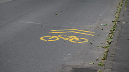Megújul Kaposvár kerékpárút-hálózata