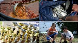 Remek idő, jó társaság, finom ételek és szép halak - ez a desedai horgászmajális titka