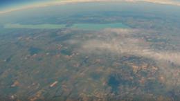 Csodálja meg a Balatont a világűrből!