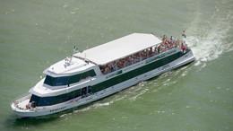 Hajójáratok maradnak ki szombaton a Balaton-átúszás miatt