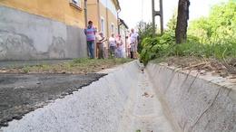 Megújuló utcák Kaposváron