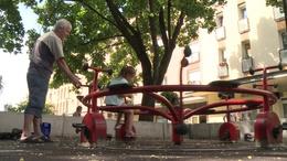 Több kaposvári játszótér is megújul mostanában
