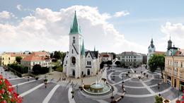A kaposvári lett Európa legszebb főtere!