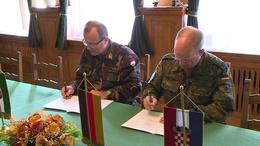 Katonai együttműködés