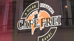 Világkörüli útra indultunk a Cafe Freiben