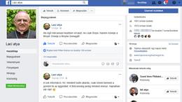 Facebookon érkezik a lelki útravaló