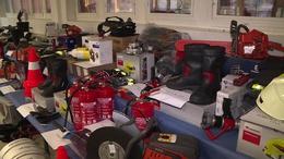 33 milliós támogatást kaptak a mentőszervezetek