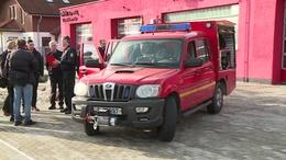 Jobb körülmények között dolgozhatnak az önkéntes tűzoltók