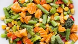 Nébih: veszélyesek lehetnek a gyorsfagyasztott zöldségek