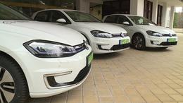 Elektromos autókkal hajthatnak a kormányhivatal dolgozói