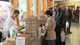 Húsvéti roham a boltokban