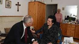 100 éves lett a kaposvári Margitka néni