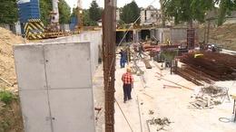 Jól halad az új ügyészségi épület építése