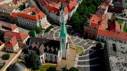 Megnövekedett az idegenforgalom Kaposváron