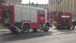 Gázszivárgáshoz riasztották a kaposvári tűzoltókat