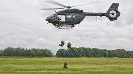 Új helikoptereket vesz a honvédség