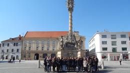 Tapasztalatszerzés és élménygyűjtés Szlovákiában