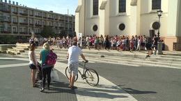 Flashmobbal indult az Ars Sacra Fesztivál