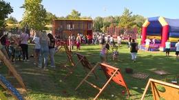 Együtt piknikeztek a Videoton dolgozói