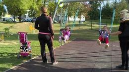 Több száz faluban épülhet játszótér és óvodai játszóudvar