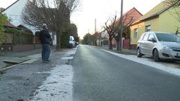 Több száz méteren újult meg a Brassó utca