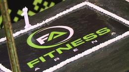 Ünnepelt a Fitness Aréna