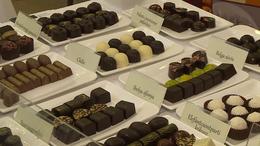 A II. Kaposvári Csokoládé Örömünnepen jártunk