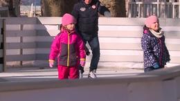Jeges élvezetek a Balatonnál