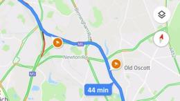 Fontos újítás jön a Google Mapsbe