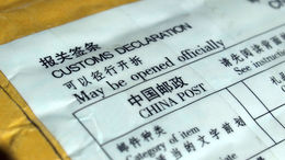 Nem lesz több ingyen csomag Kínából