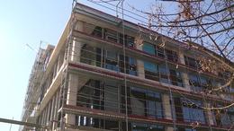 Jó ütemben halad az ügyészségi székház építése