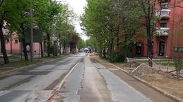 Befejezték a Kisfaludy utcai távhőberuházás első ütemét