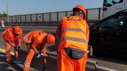 Közlekedésbiztonsági akciót indított a Magyar Közút