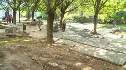 Javában zajlik a kaposvári belváros rehabilitációja