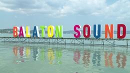 Megkezdődött az idei Balaton Sound