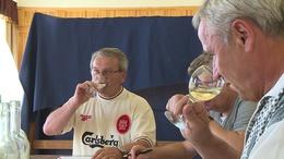 Zselici borok versengtek egymással a hétvégén