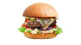 Így készül a modernizált balatoni retro burger