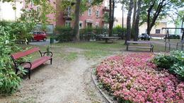 Megszépült a Gábor Andor tér