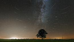 Csillaghullás és meteorles a Zselicben