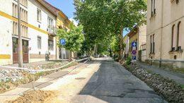 Két napra lezárják a Gróf Apponyi Albert utcát