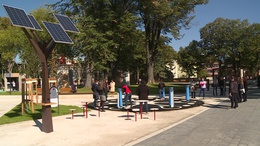 Elkészült a kaposvári okospark