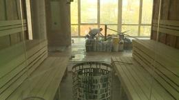 Nemsokára megnyitja kapuit a felújított szaunavilág