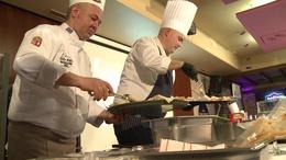 Mesterszakácsok népszerűsítették a szakmájukat Kaposváron