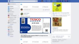 Kamu kuponok terjednek a Facebookon