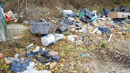 Rengeteg az illegális útmenti hulladék az országban
