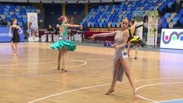 Táncosok az Arénában